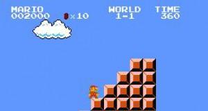 Mario ma zły dzień