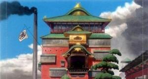 Miasto z anime wykonane w Minecraftcie