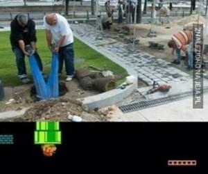 Mario w realnym życiu