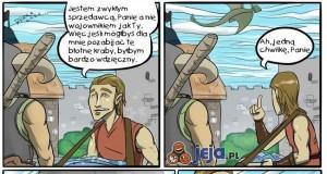 Wieśniacy w Skyrim