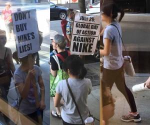 Nie kupujcie Nike, tak? Hmmm....