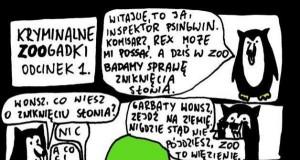 Kryminalne zoogadki - odc. 1