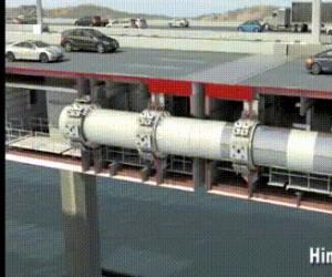 Jak działają łączenia w mostach?