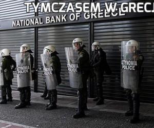 Tymczasem w Grecji...