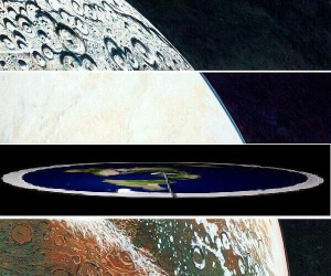 Wszystkie planety połączone na jednej krzywej