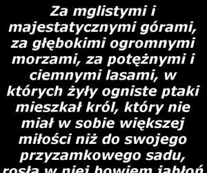 Słowiańska legenda o ognistym ptaku