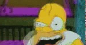 Straszna twarz Homera