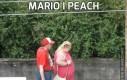 Mario i Peach