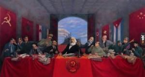 Ostatnia Wieczerza według komunistów