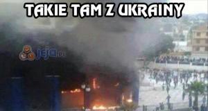 Takie tam z Ukrainy
