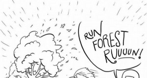 Run forest ruuuun!