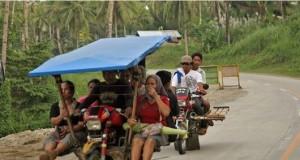 W Azji motocykle są jakby pojemniejsze