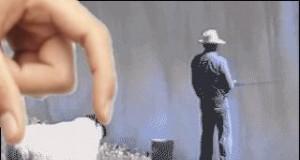 Jak sterować baranem