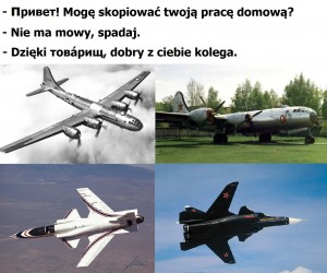 W Sowieckiej Rosji i tak dzielisz się wszystki,m co masz