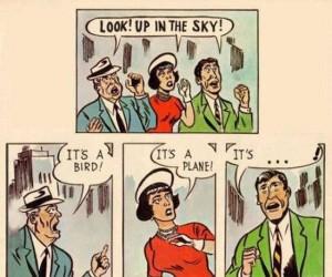 Patrzcie na niebo!