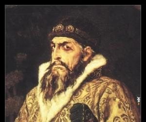Iwan Groźny - najokrutniejszy władca Europy