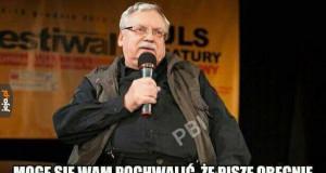 Co ten Sapkowski...