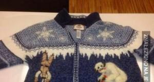 Taki sweterek to bym nosił