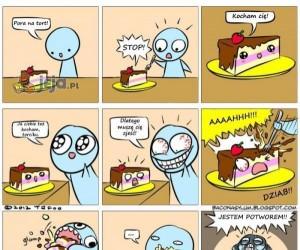 Pora na tort