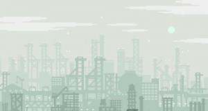 8-bitowe miasto