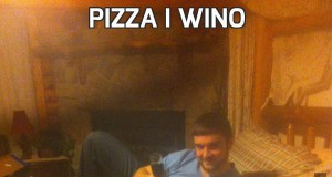 Pizza i wino