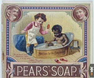 Stara reklama mydła