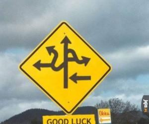 Powodzenia!