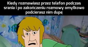 Gówniany telefon