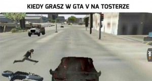 GTA V i toster