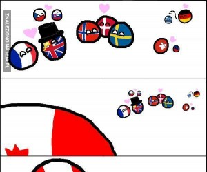 Kanada ma problem z sąsiadami