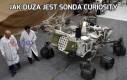 Jak duża jest sonda Curiosity