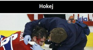 Hokej vs Piłka nożna