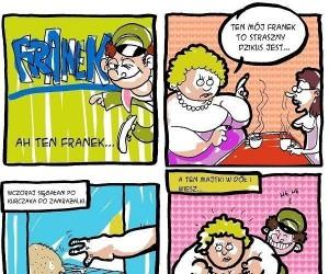 Napalony Franek