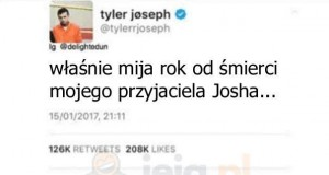 RIP Josh