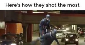 Jak kręcono niektóre sceny w Civil War