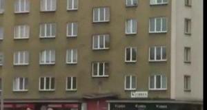 Koloryzowane nagranie ze świętowania Armii Czerwonej po zdobyciu Berlina