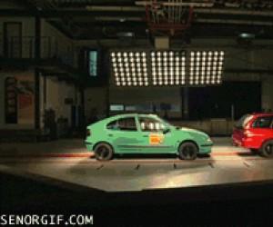 Crash test i jego rezultat