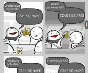 Napijmy się!