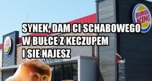 Janusz i burgery