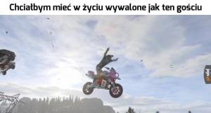 I latać, po prostu latać