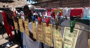 Aresztowany za pranie pieniędzy