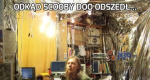 Odkąd Scooby Doo odszedł...