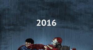 Marvel i DC w 2016 roku