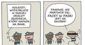 Inteligentni policjanci dbają o Twój spokój
