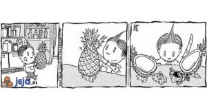Ananasowa uczta