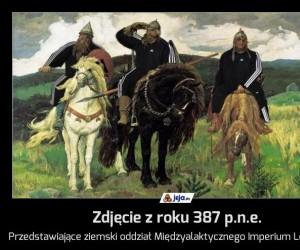 Zdjęcie z roku 387 p.n.e.