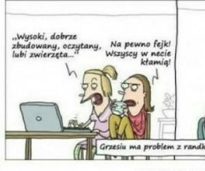 Biedny Grzesiu