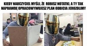 Misterny plan