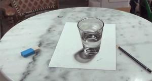 Szklanka 3D