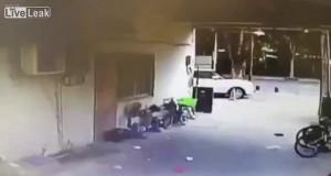 Epickie parkowanie